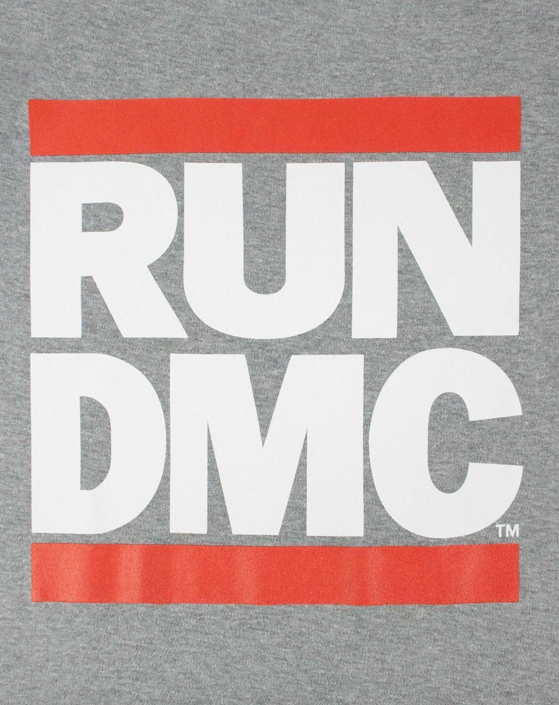 Run-DMC-Logo-Women-039-s-Raglan-T-Shirt thumbnail 6