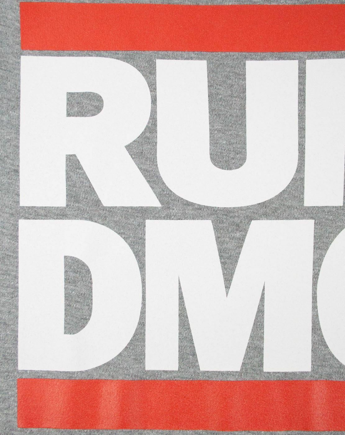 Run-DMC-Logo-Women-039-s-Raglan-T-Shirt thumbnail 7