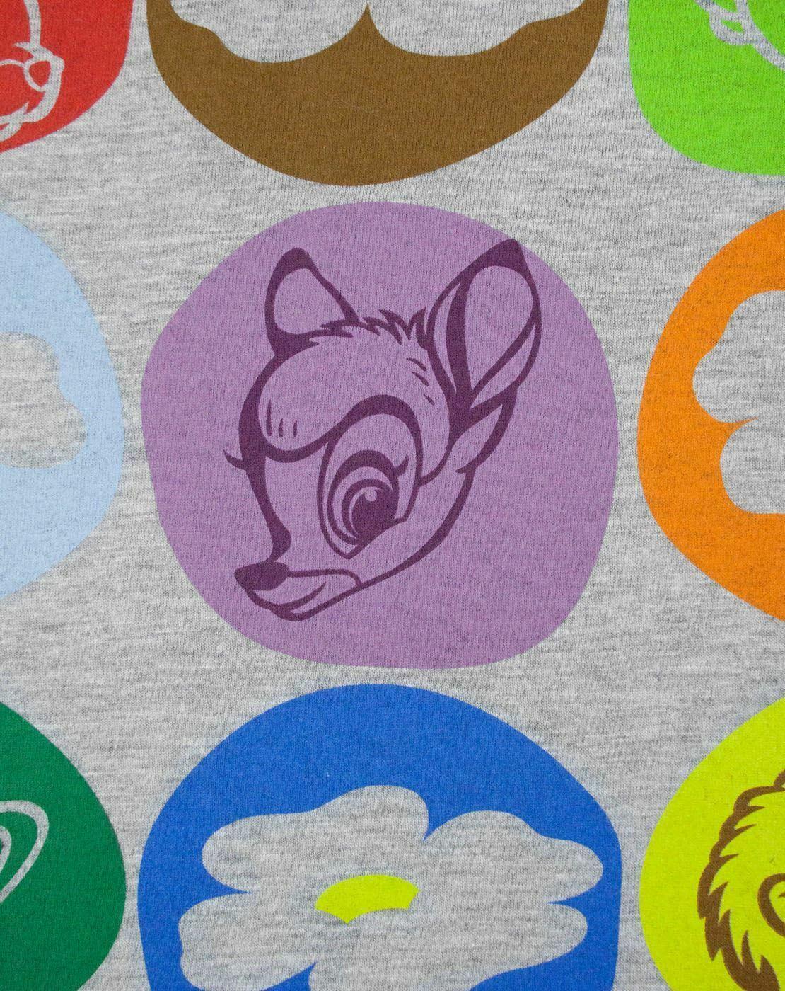 Disney-Bambi-Motif-Women-039-s-T-Shirt thumbnail 8