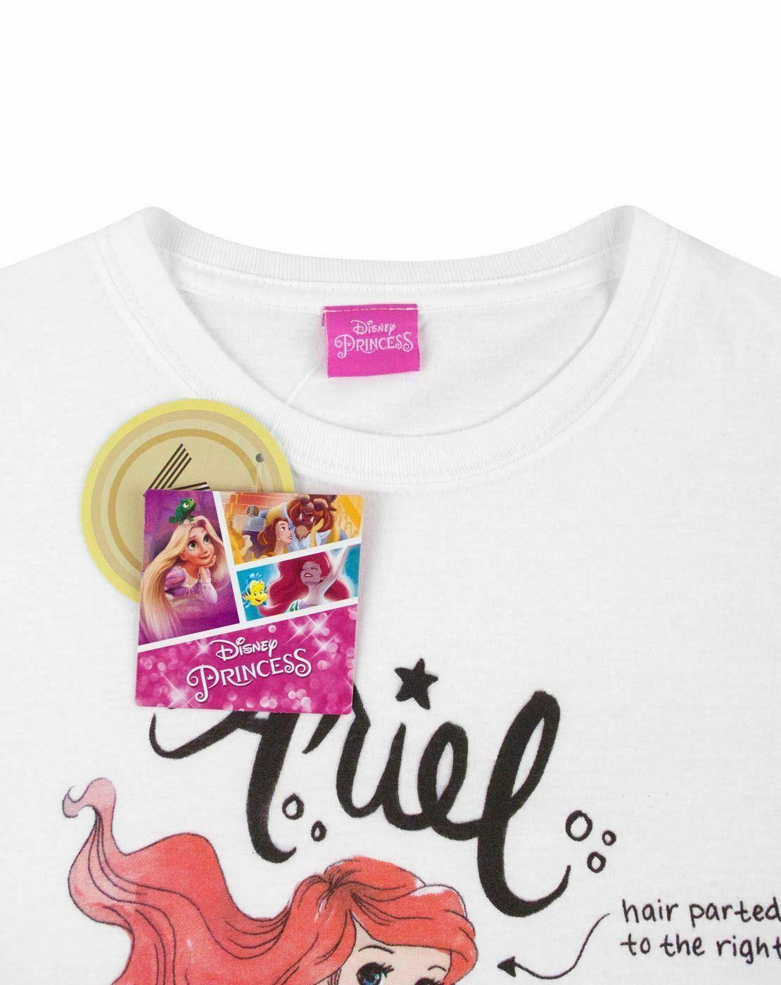 Disney-The-Little-Mermaid-Ariel-Women-039-s-T-Shirt thumbnail 9