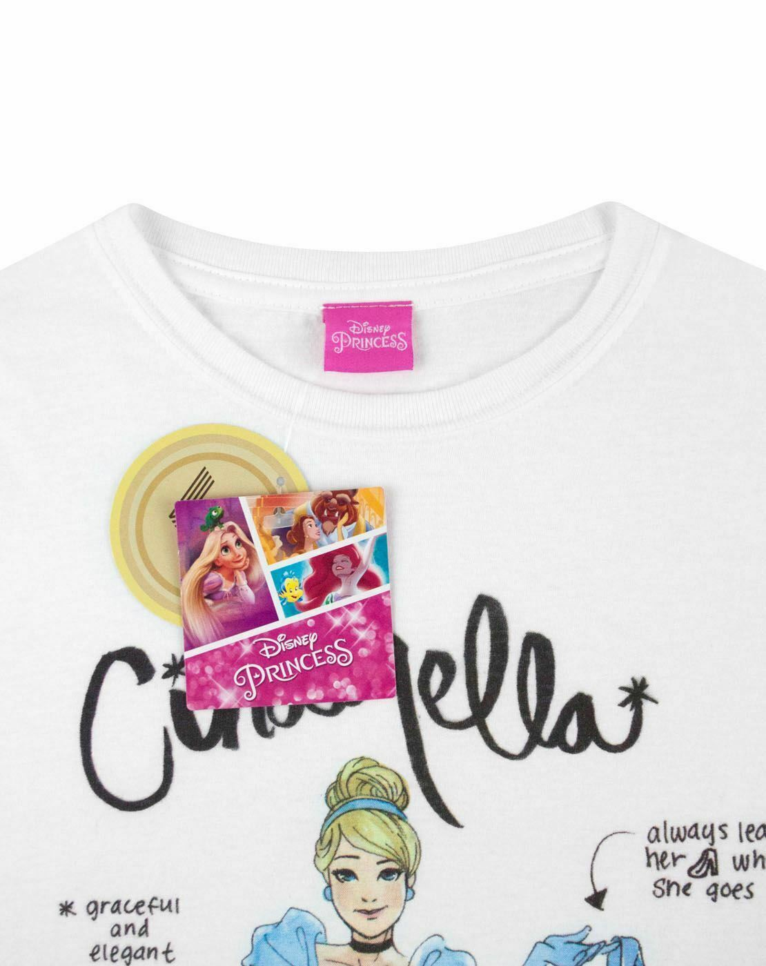 Disney-Cinderella-Women-039-s-T-Shirt thumbnail 9