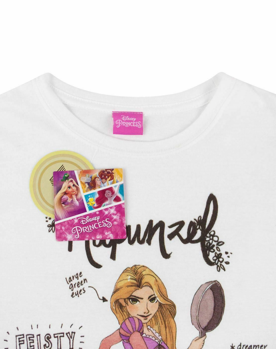 Disney-Tangled-Rapunzel-Women-039-s-T-Shirt thumbnail 9