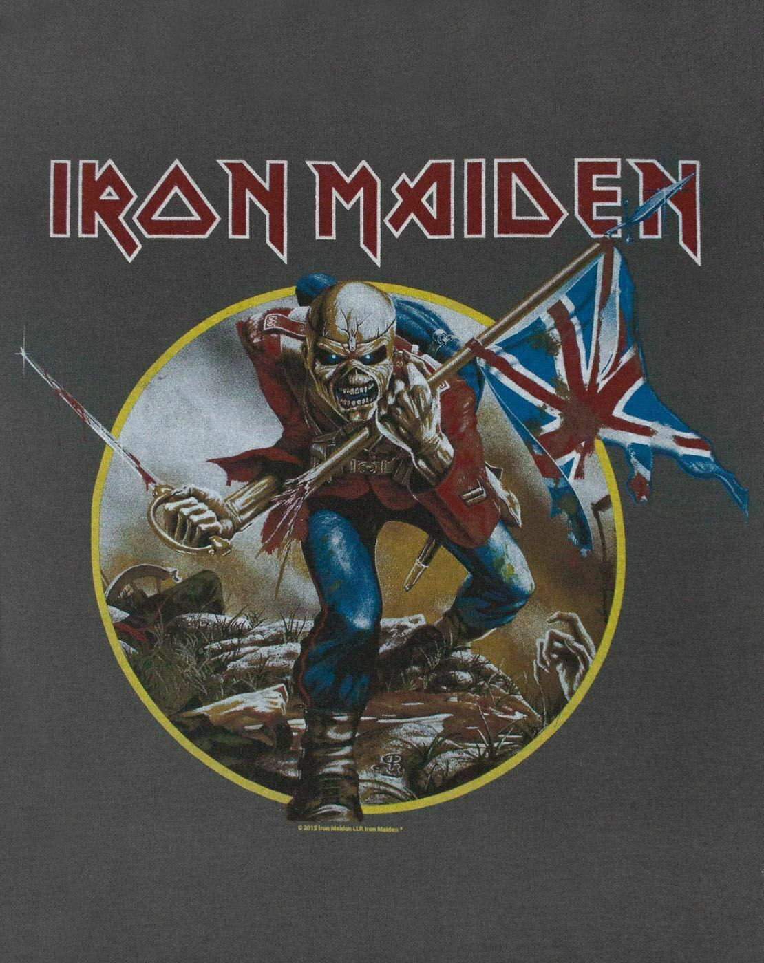 Amplified shirt Iron Maiden Eddie Logo