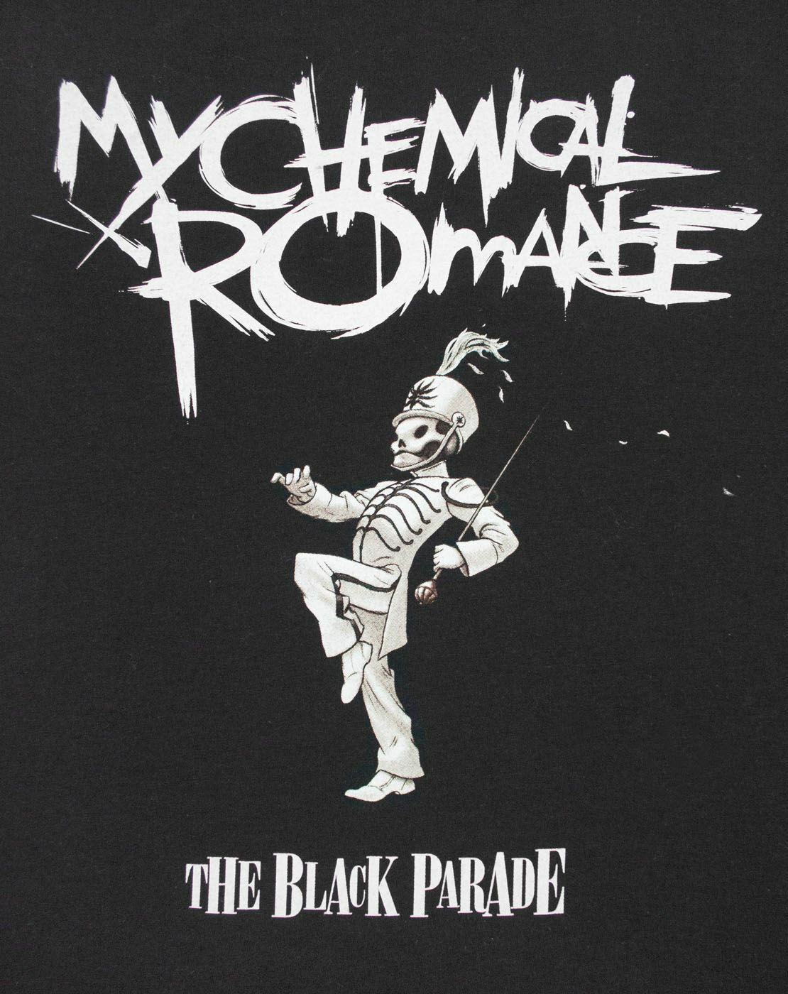 thumbnail 22 - My-Chemical-Romance-The-Black-Parade-Women-039-s-Short-Sleeve-Band-T-Shirt
