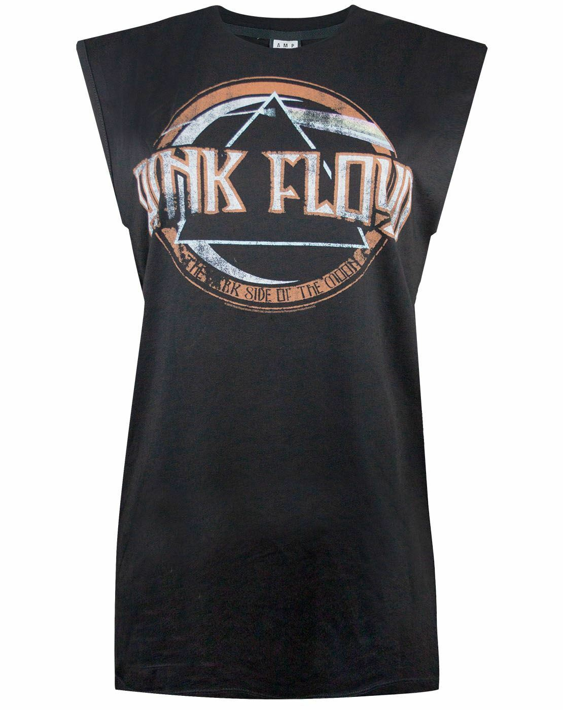 Amplified-Pink-Floyd-On-The-Run-Women-039-s-Sleeveless-T-Shirt thumbnail 9