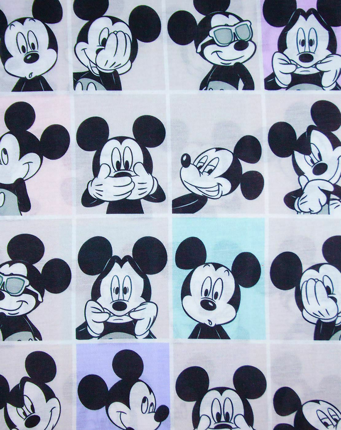 Disney-Mickey-Mouse-Photobooth-All-Over-Print-Women-039-s-T-shirt thumbnail 10