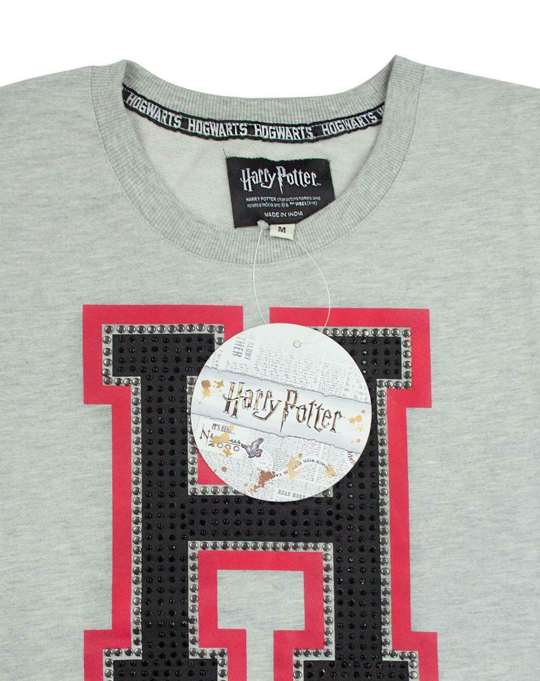 HOGWARTS ALUMNI Tshirt Top HARRY POTTER WIZARD Tank T shirt Ladies Women Girls