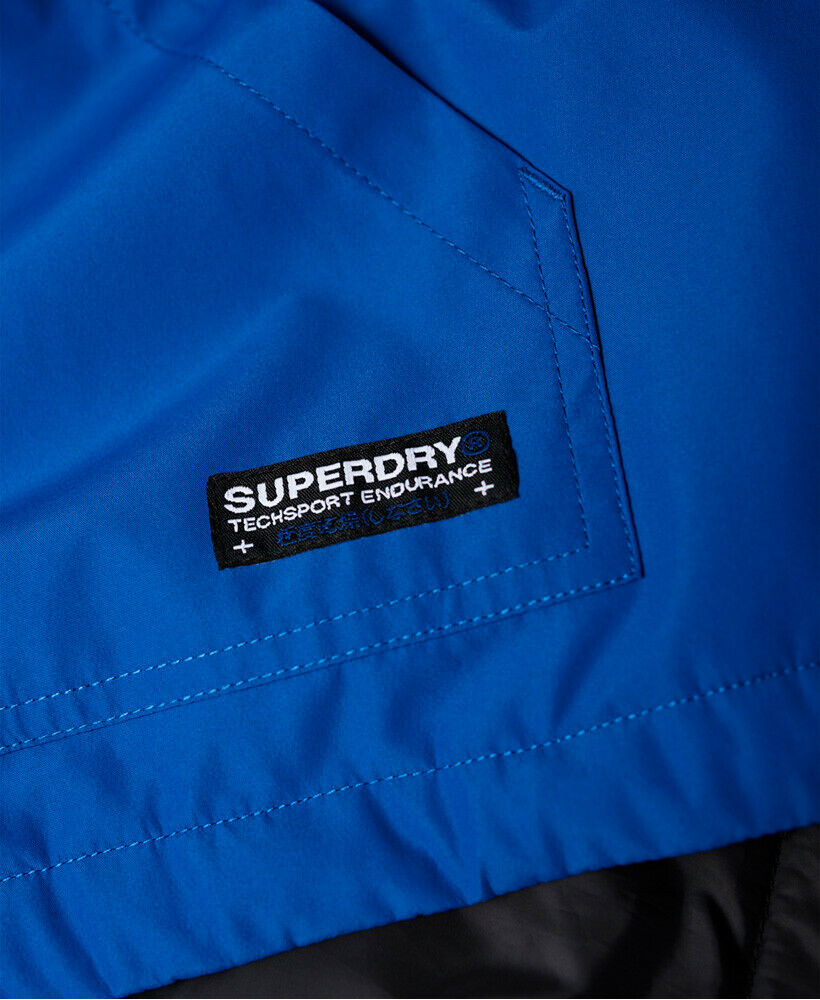 Mens-Superdry-Padded-Elite-SD-Windcheater-Jacket-Electric-Blue thumbnail 13