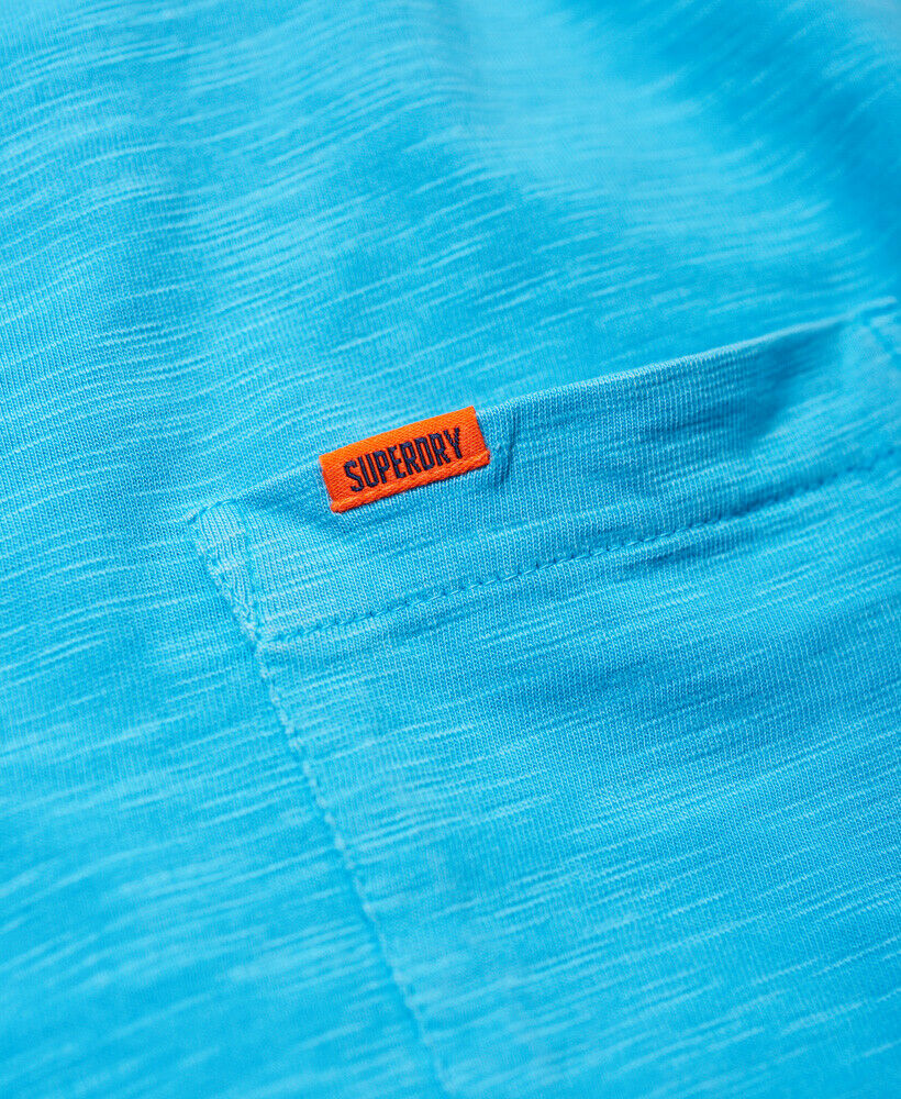 Mens-Superdry-Dry-Originals-Pocket-T-Shirt-Dry-Cirrus thumbnail 15