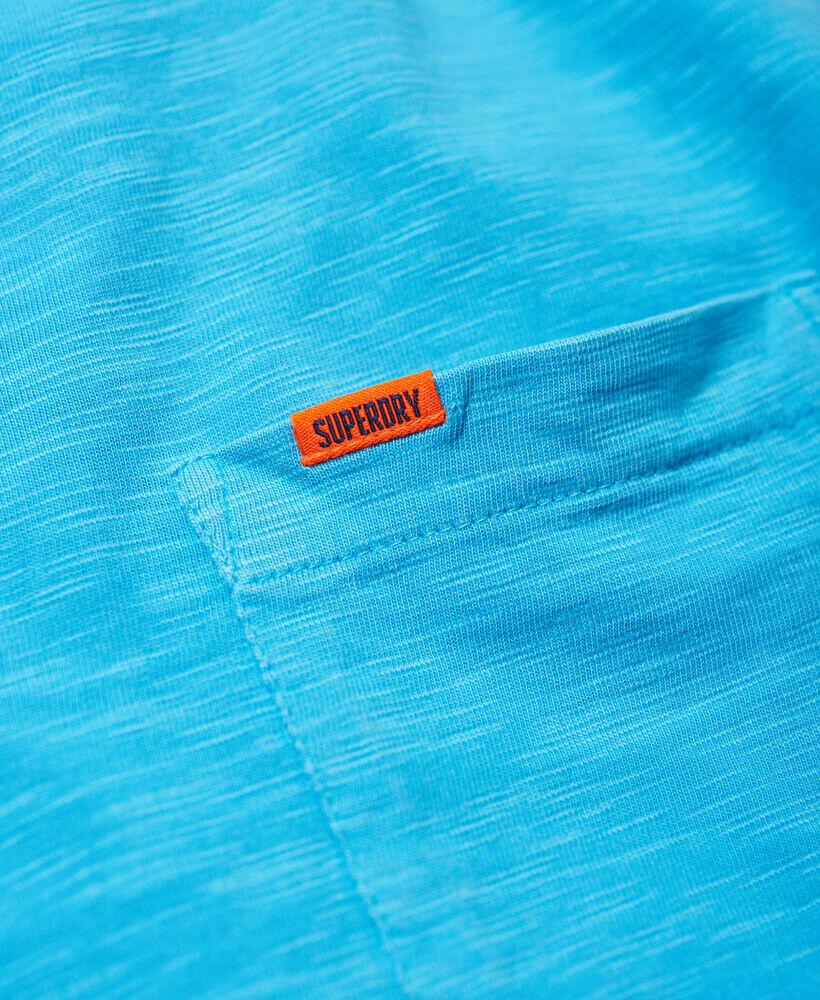 Mens-Superdry-Dry-Originals-Pocket-T-Shirt-Dry-Cirrus thumbnail 23
