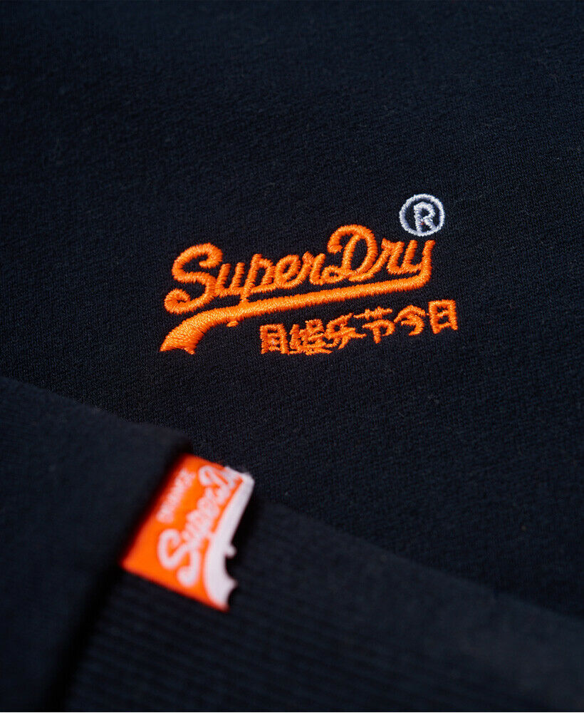Mens-Superdry-Orange-Label-Lite-Zip-Hoodie-Three-Pointer-Navy thumbnail 40