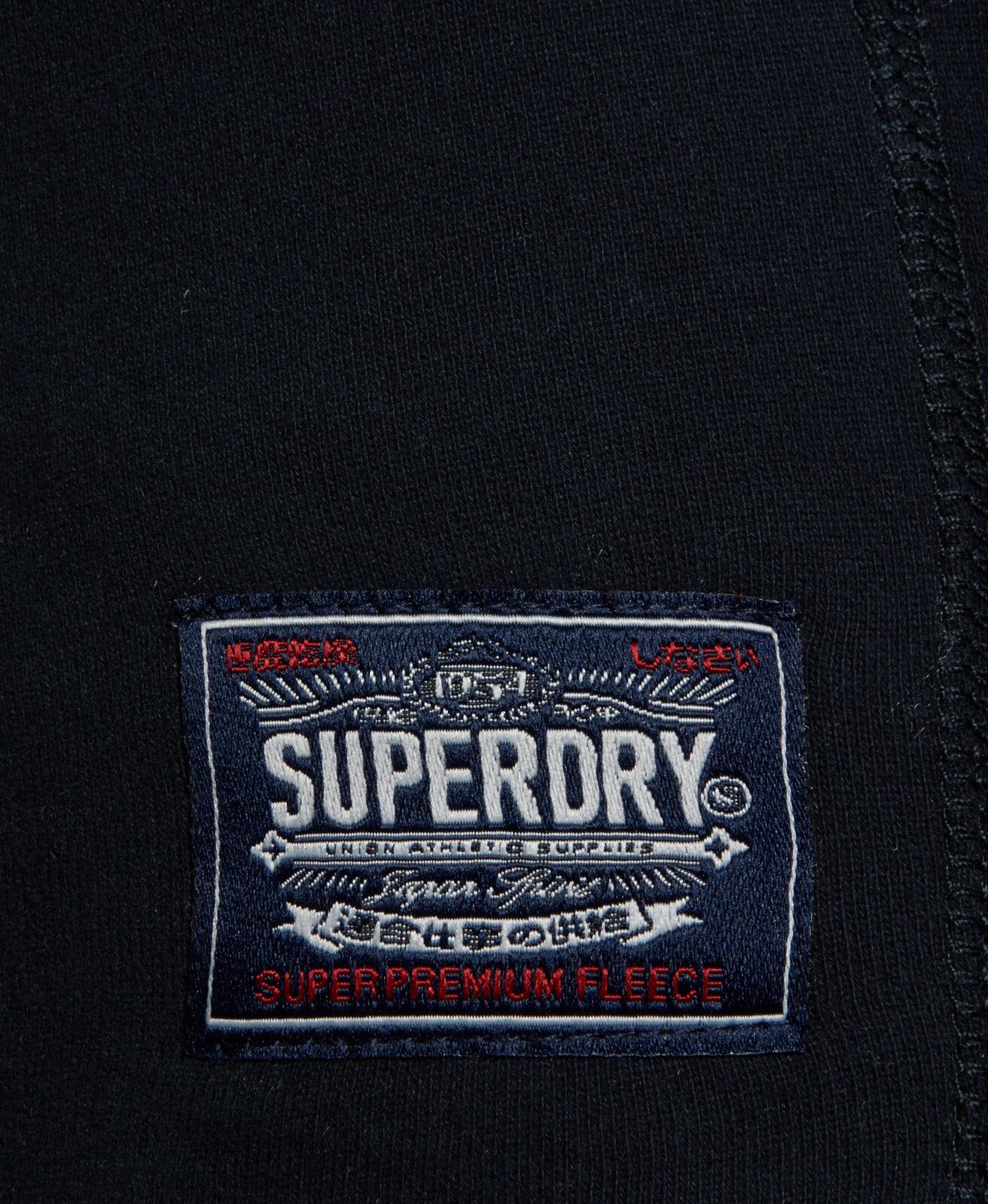 Details about Mens Superdry Challenger Henley Jumper Eclipse Navy