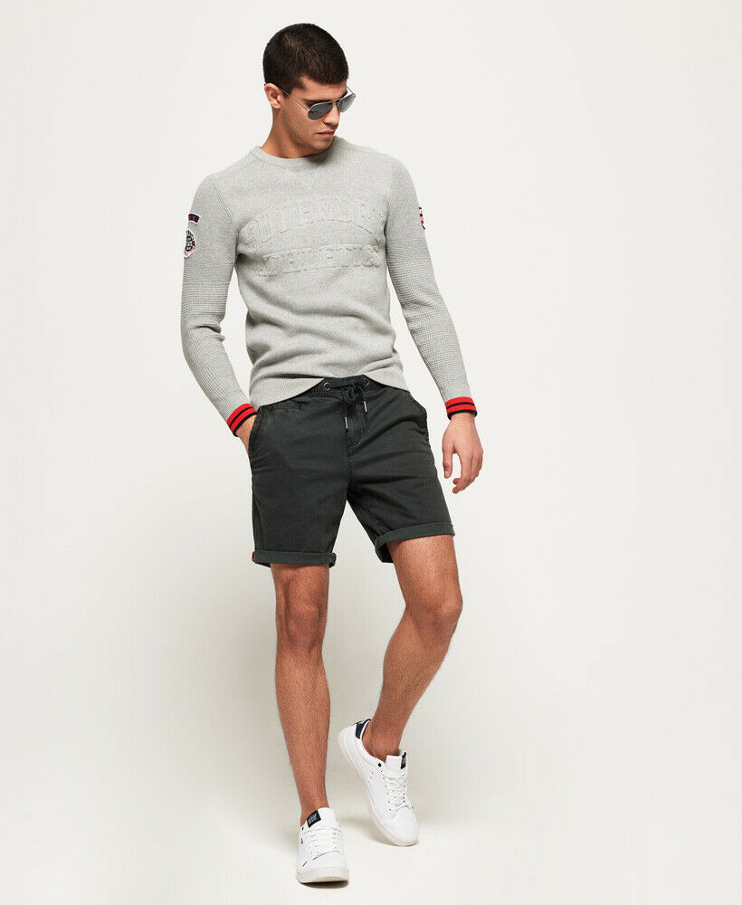 Mens-Superdry-Sunscorched-Shorts-Oil-Skin-Hounds-Toot thumbnail 20