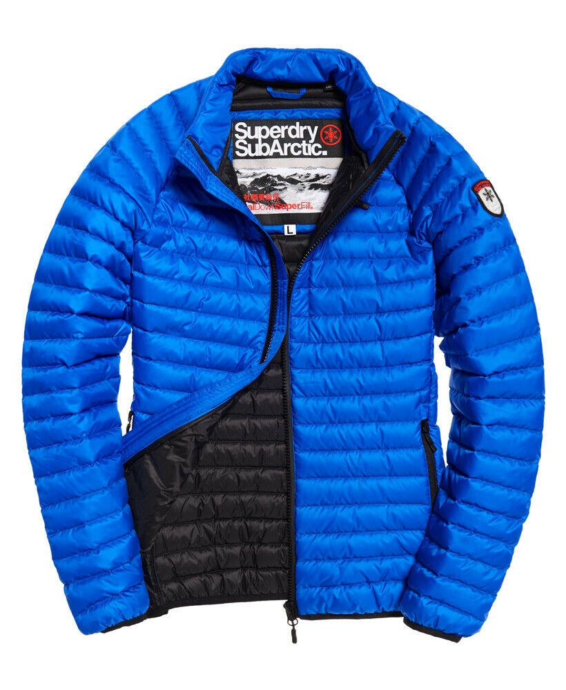 Superdry Core Down Jacket Veste de Sport Homme