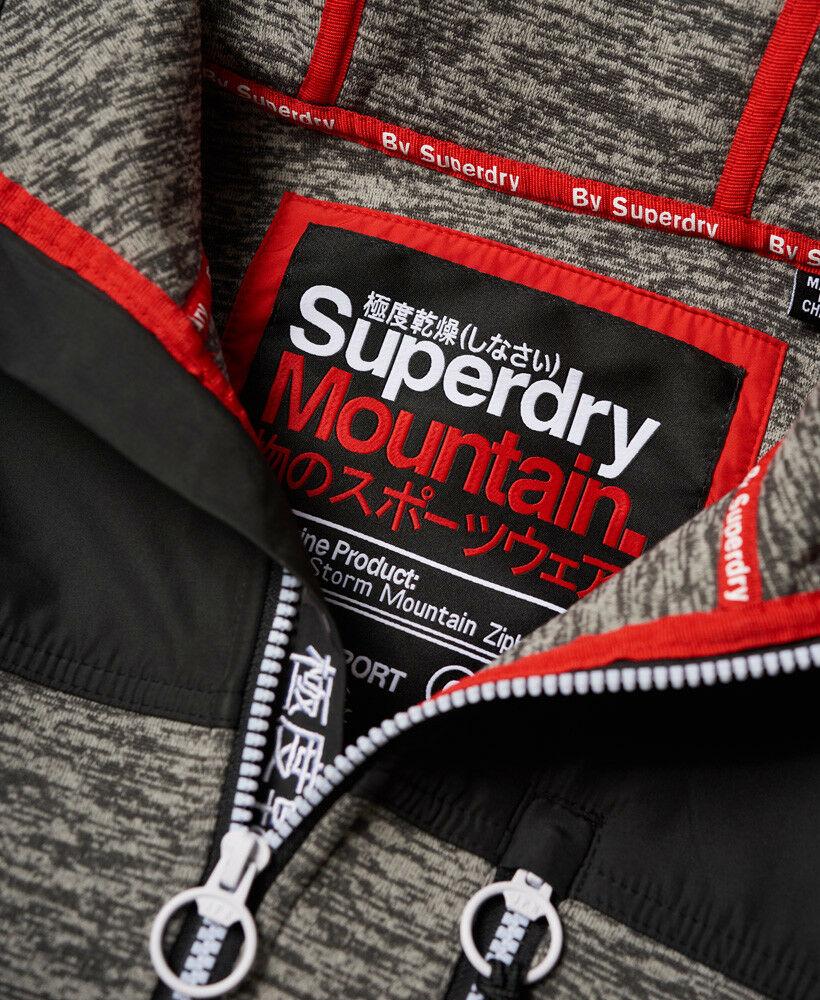 Détails sur Nouvelle Chemise Homme Superdry Mountain Soft Shell Hybride Veste Anthracite Grit afficher le titre d'origine