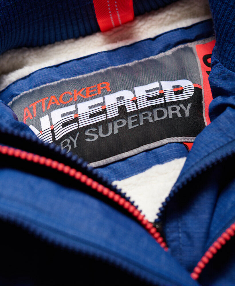 Superdry-Hooded-Faux-Fur-Sherpa-SD-Windattacker-Jacket thumbnail 23