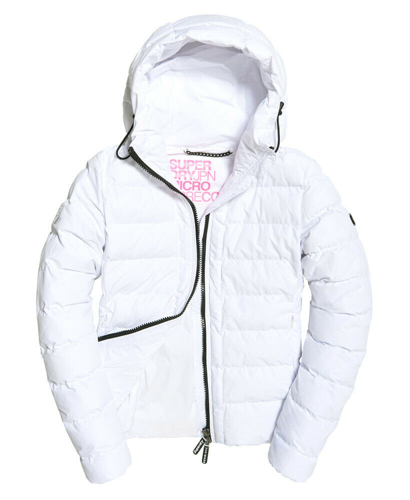 New-Womens-Superdry-SDX-Arctic-Hood-Jacket-Optic thumbnail 30