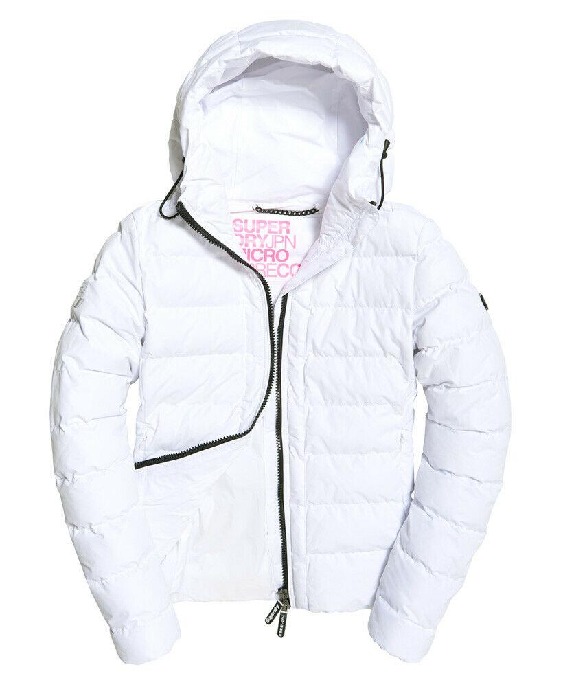 New-Womens-Superdry-SDX-Arctic-Hood-Jacket-Optic thumbnail 29