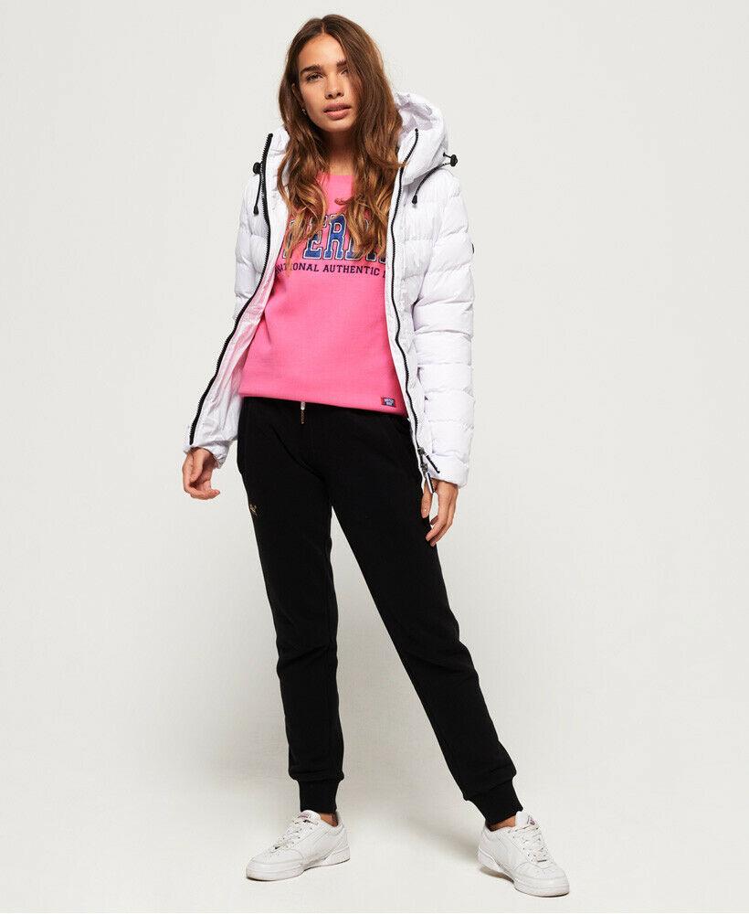 New-Womens-Superdry-SDX-Arctic-Hood-Jacket-Optic thumbnail 28