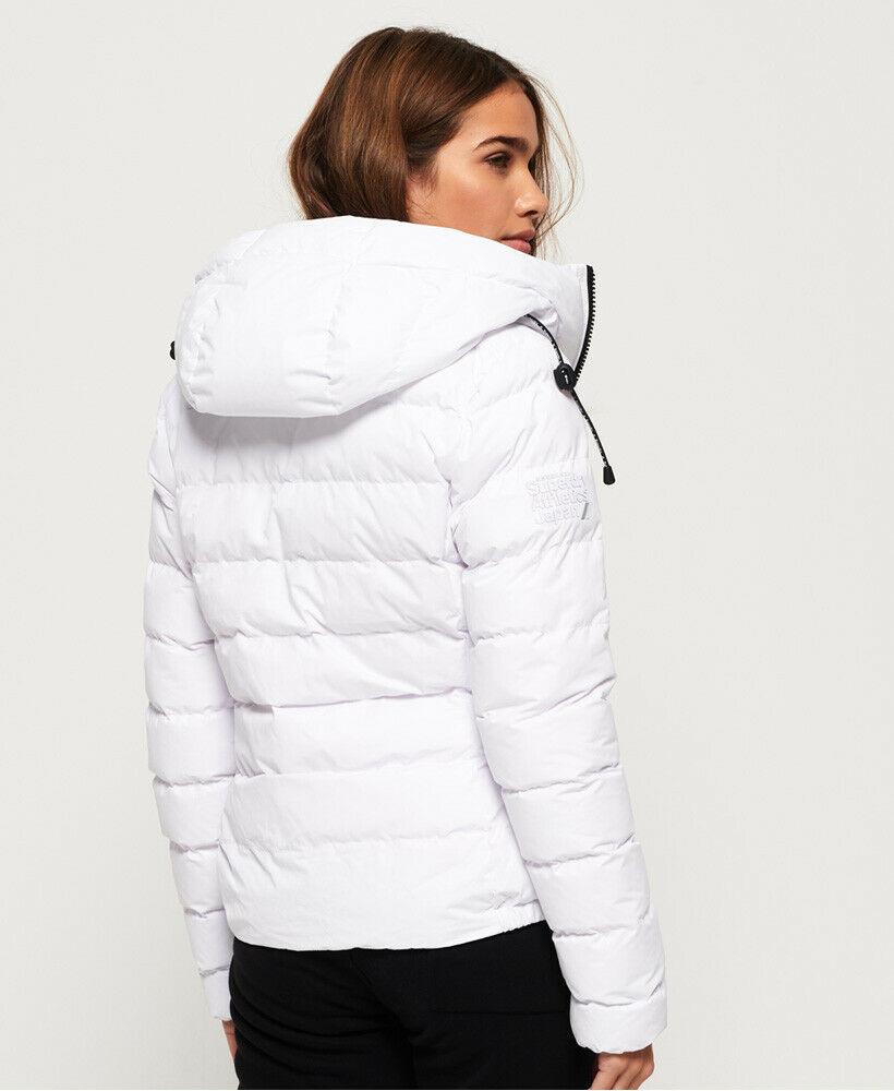 New-Womens-Superdry-SDX-Arctic-Hood-Jacket-Optic thumbnail 20