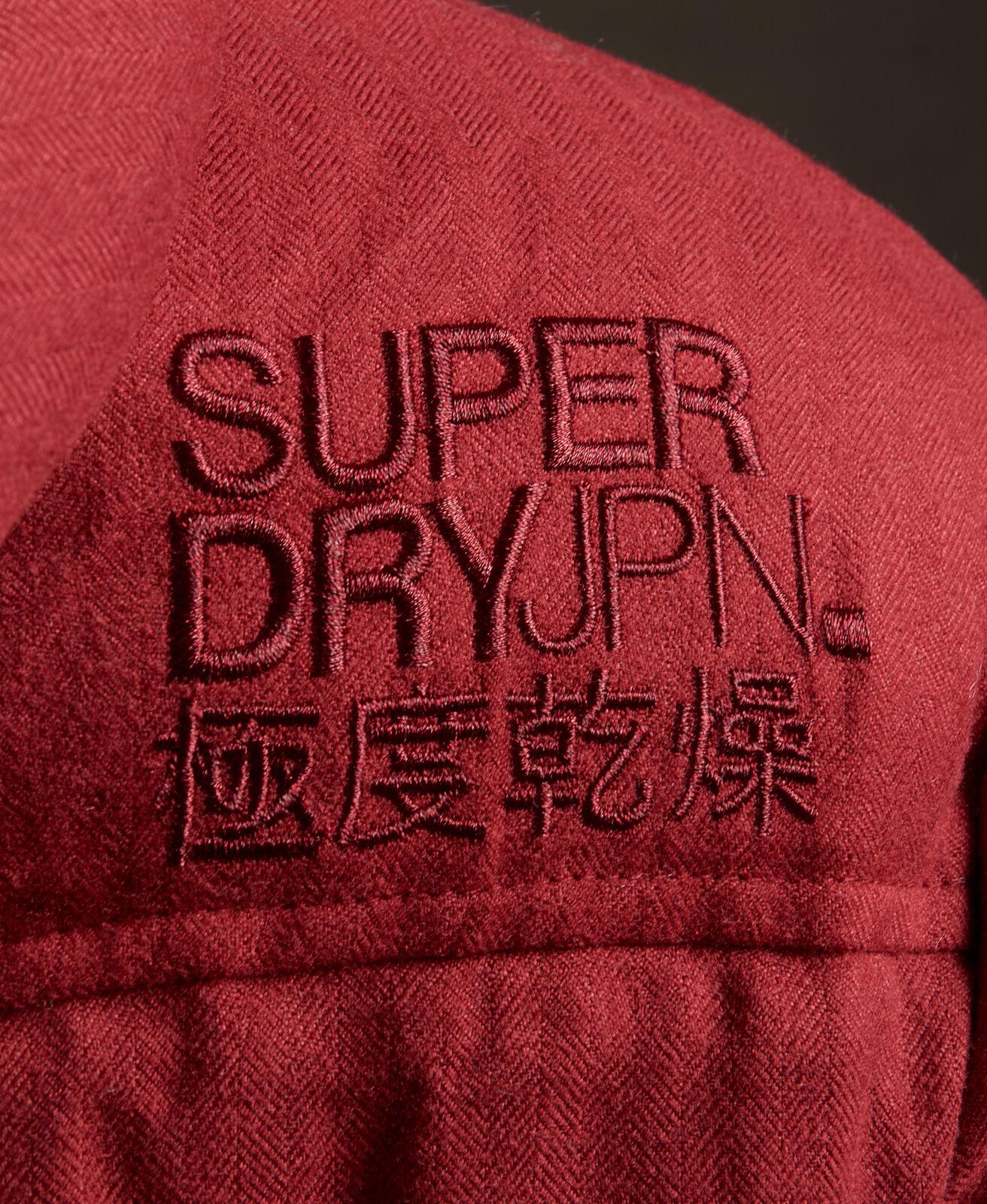 Superdry-Tall-Marl-Toggle-Puffle-Jacket thumbnail 12
