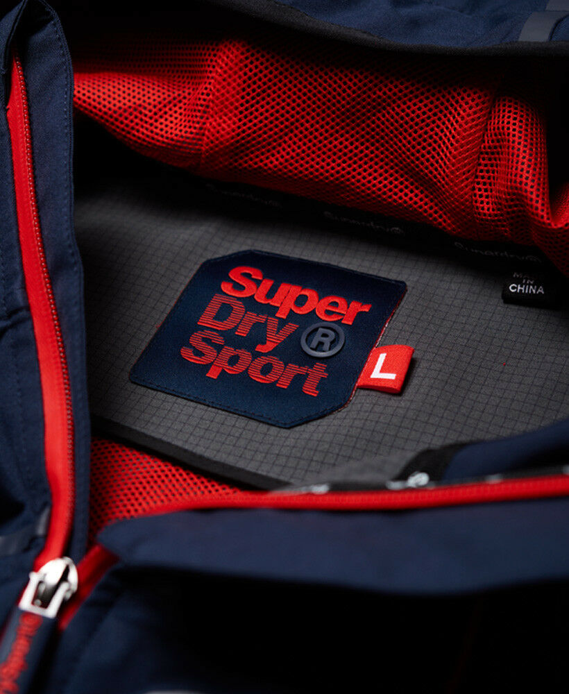 Superdry-Herren-Sport-Sd-Windtracker-Jacke miniatura 31