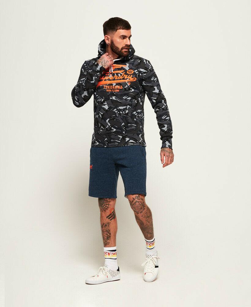 Superdry-Orange-Label-Sweat-Shorts miniatura 10