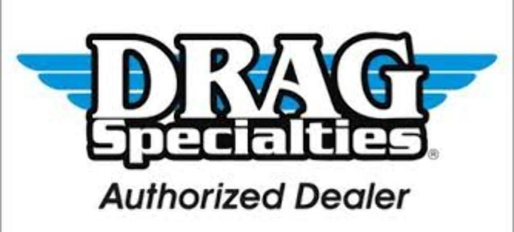 "Drag Black 8-1//4/"" Short Turn Signal Mounting Bracket For Harley 1986-2017"