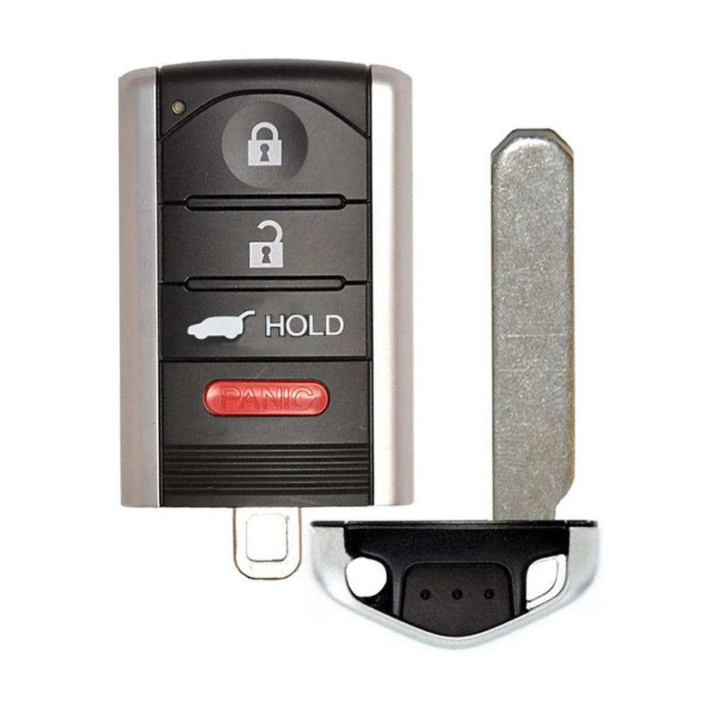 2013 Acura ZDX Smart Key 4B FCC