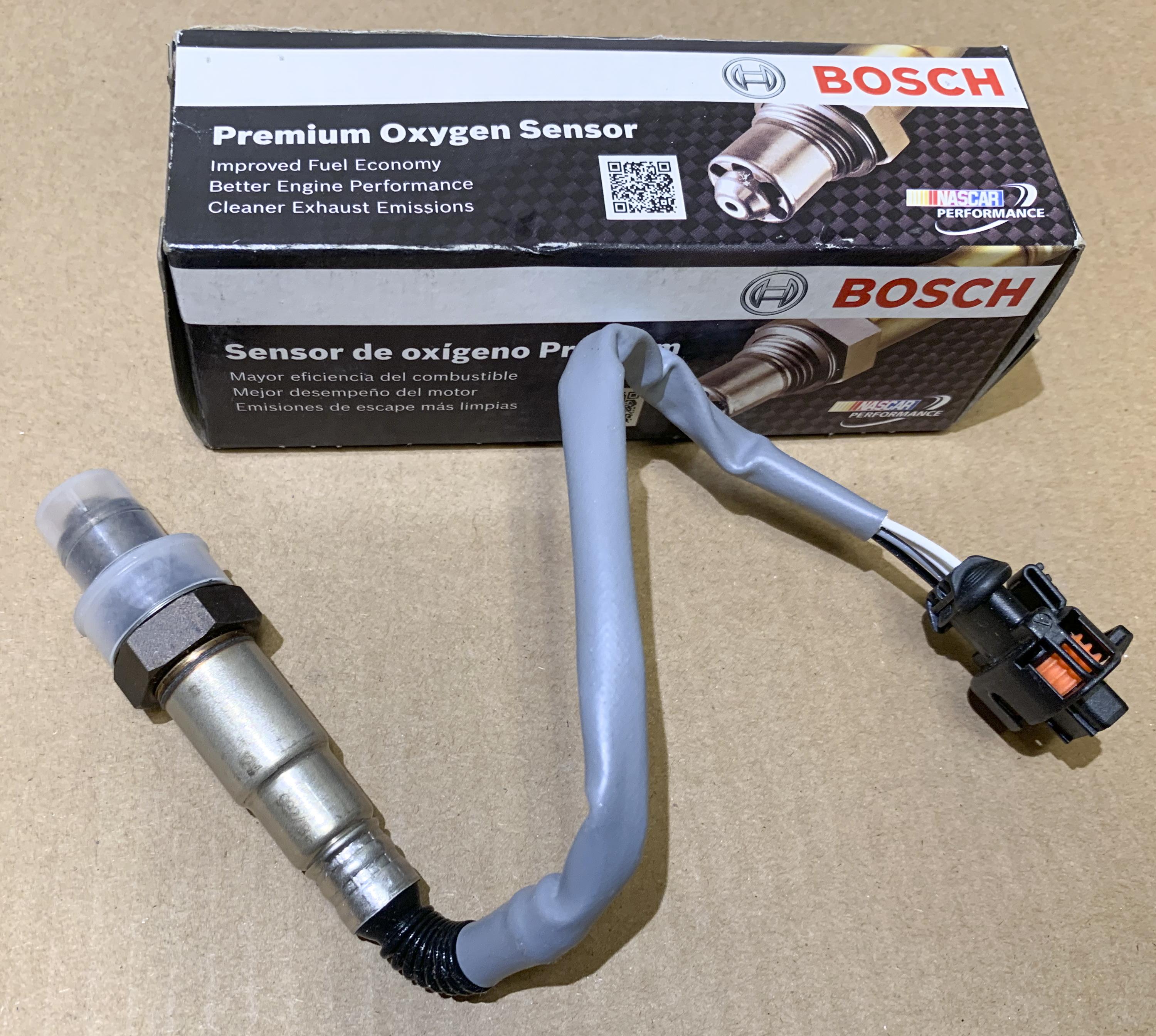 Bosch OE Oxygen Sensor For 2003-2004 Cadillac CTS 3.2L