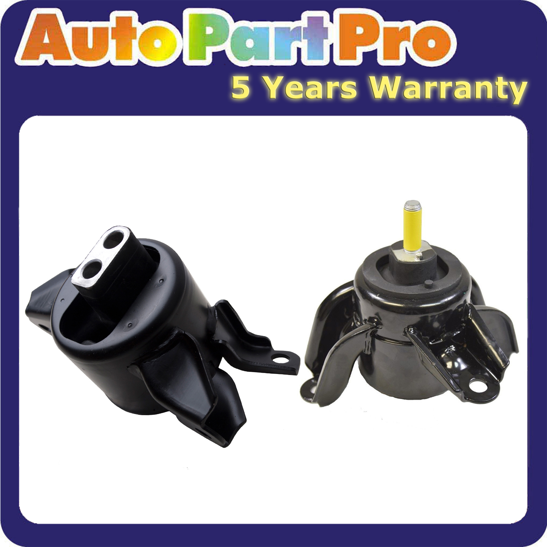Engine /& Transmission Mount for 2012 2013-2016 Hyundai Accent 1.6L AT Trans