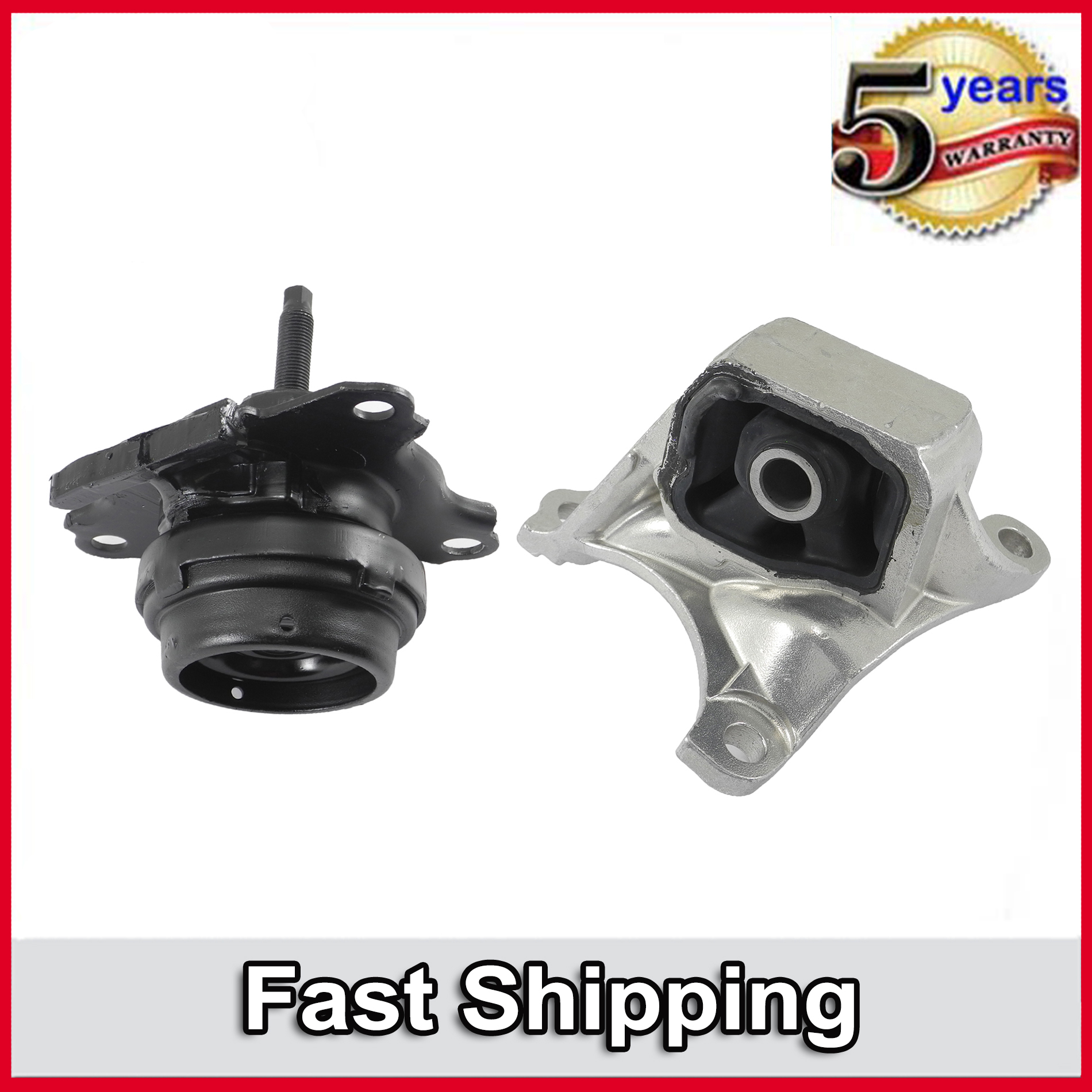 4549 50840S6M010 For 02-06 Honda Civic Acura RSX Front Engine Motor Mount NEW