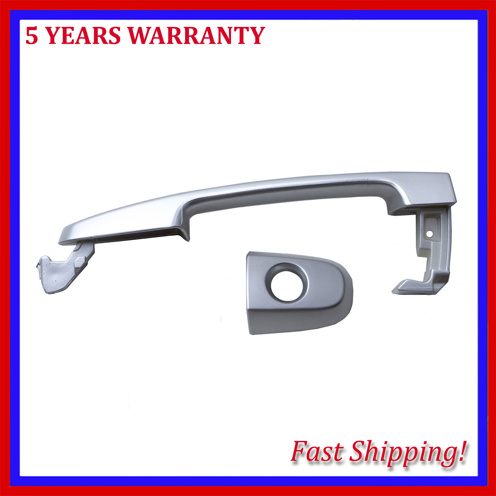 For 2003-2010 Toyota Matrix Front Right Passenger Side Outside Door Handle