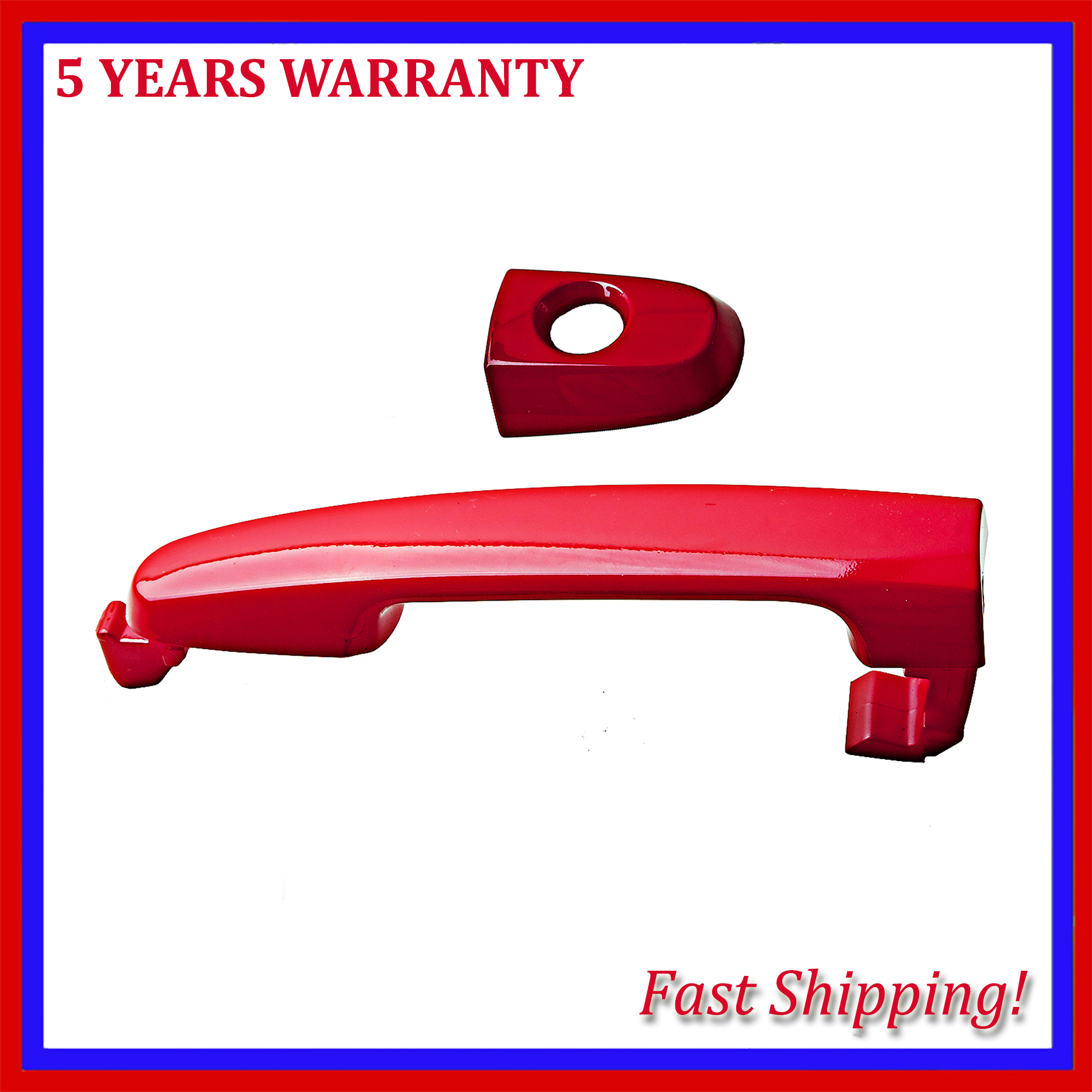 External Front Door Handle For 2003-2010 PONTIAC VIBE Left Driver Right Side