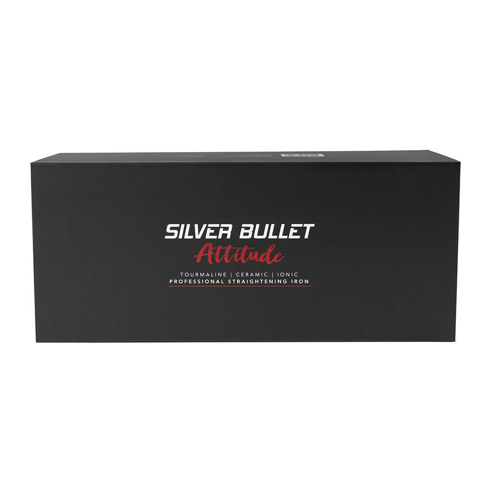 Silver-Bullet-Attitude-Straightener-NYM-Beat-The-Heat-Spray-Glomesh-Bag-Pack thumbnail 14