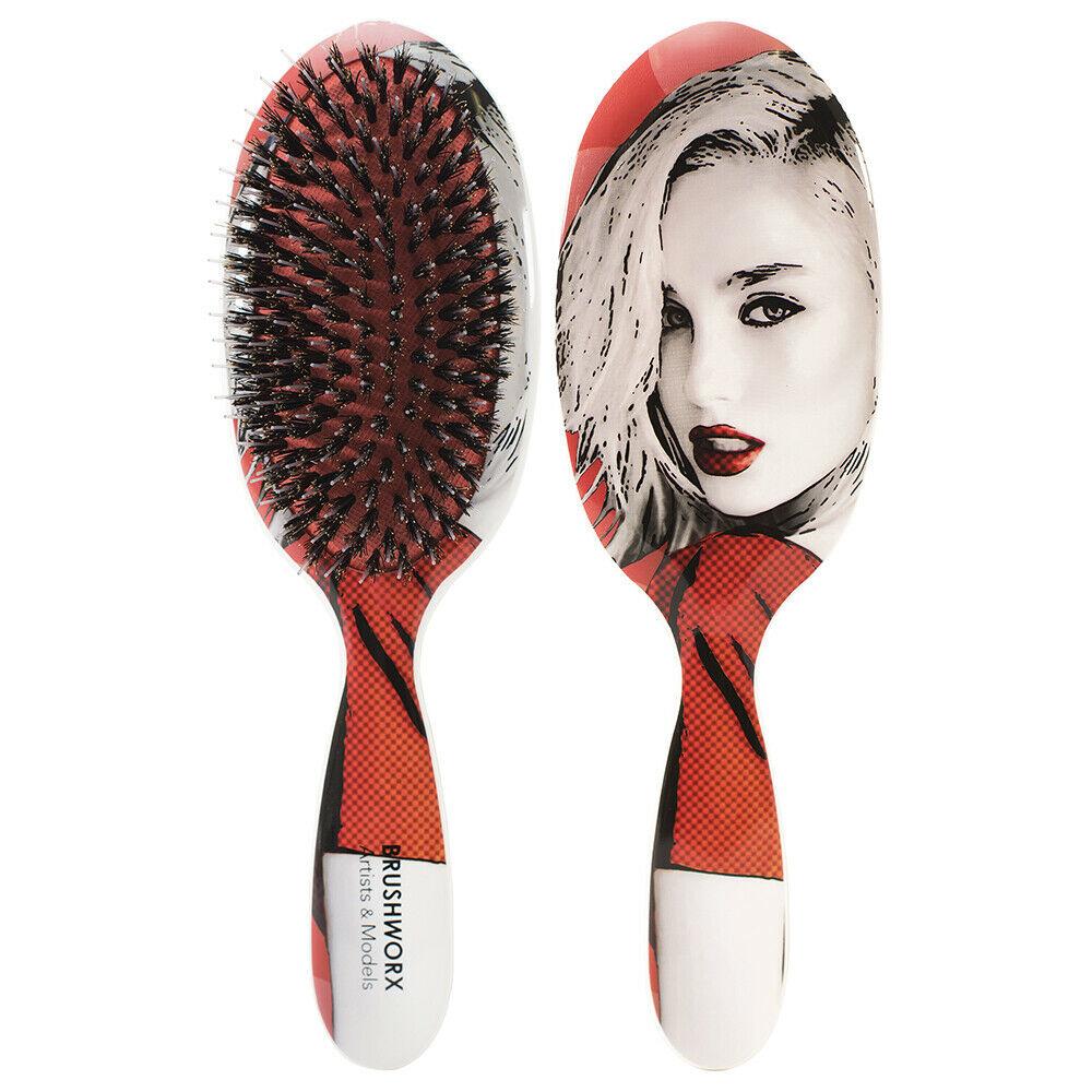 BaBylissPRO-Luminoso-2100W-Hair-Dryer-Brushworx-Porcupine-Cushion-Brush-Pack thumbnail 33