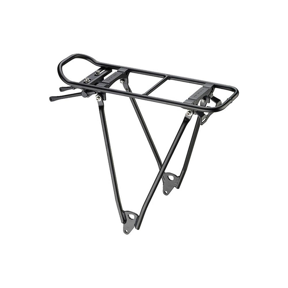 Origin8 Classique Sport Adjustable Rear Bike Rack Black