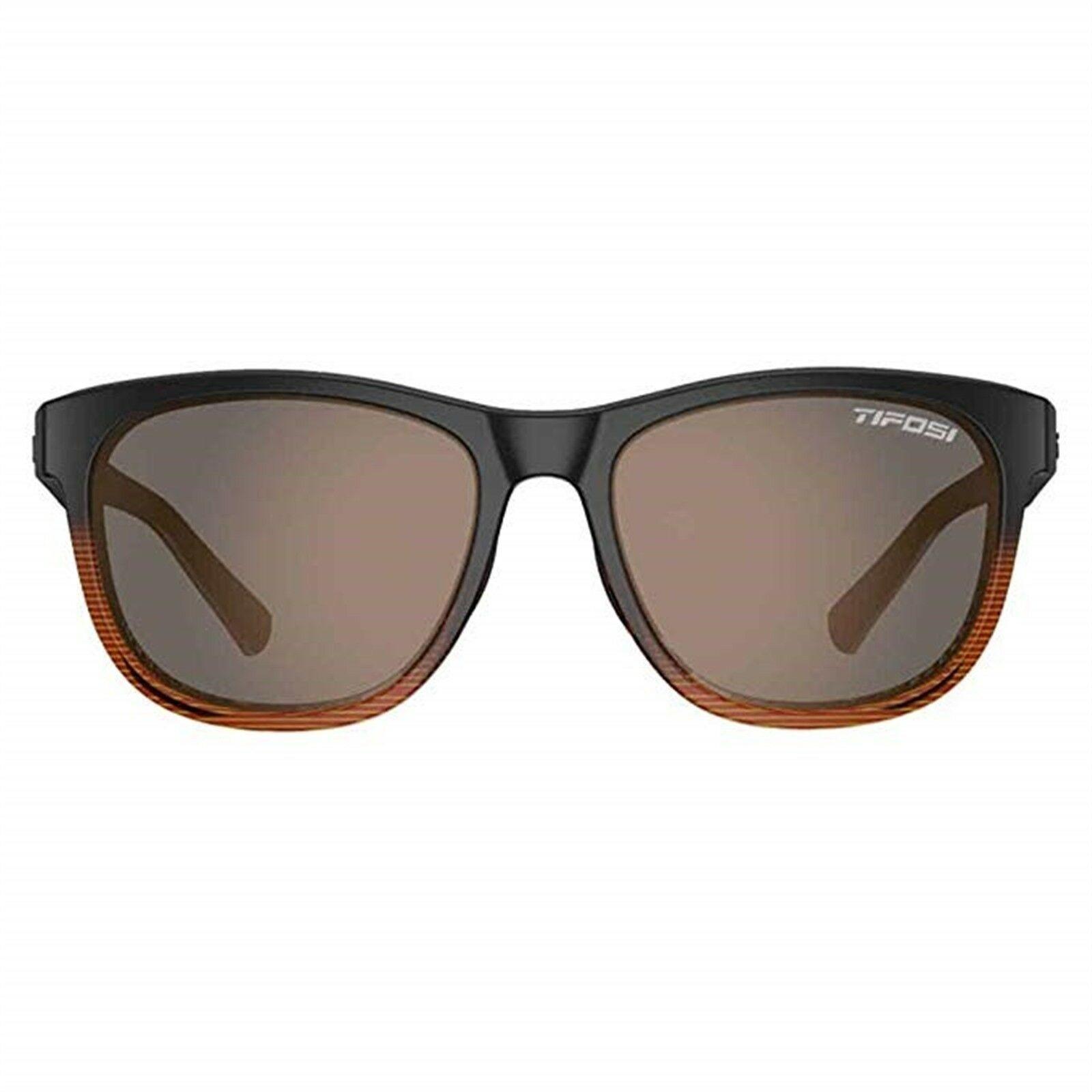 Smoke Silver Lenses Limited Edition# 41 Tifosi Hagen X Brown Fade