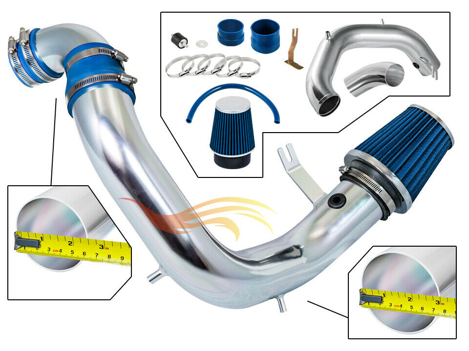 2003-2005 Dodge Neon SRT4 SRT-4 2.4L Turbo Cold Air Intake with Filter 03 04 05