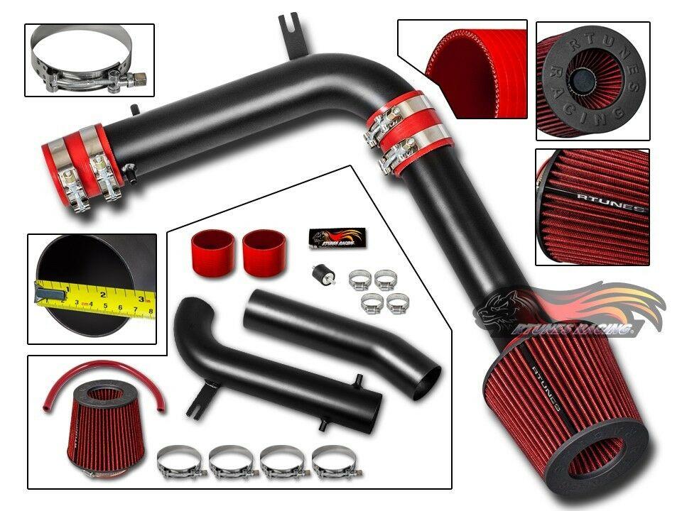 Rtunes V2 01 03 Acura Cl Base Model 3 2l V6 Cold Air Intake Racing System Filter Ebay