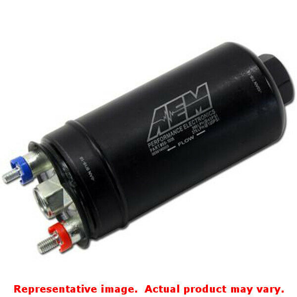 AEM Electronics 50-1005 AEM High Flow In Tank Fuel Pump Fits:UNIVERSAL