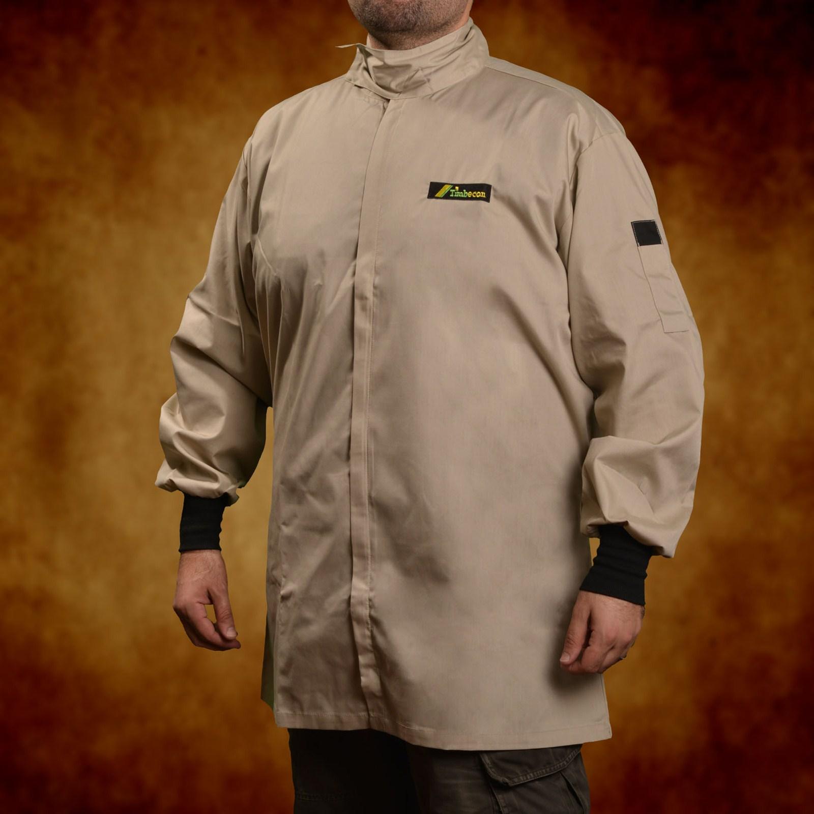 No Set Brand Full Woodturners Jacket