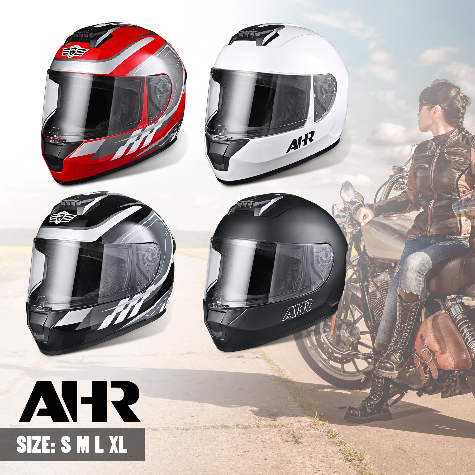 AHR RUN-F3 Full Helmet