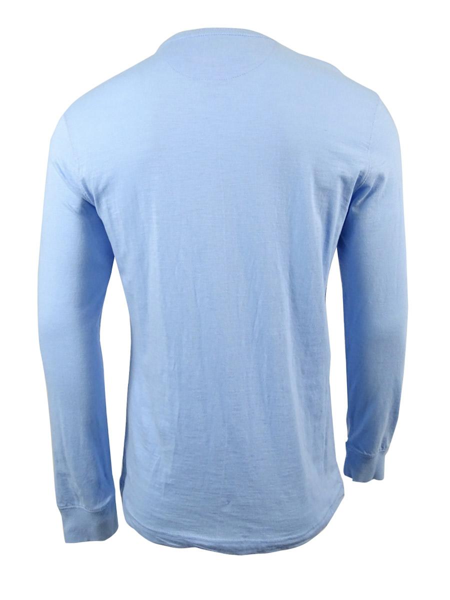 Club-Room-Men-039-s-Jersey-Cotton-Long-Sleeve-T-Shirt thumbnail 6