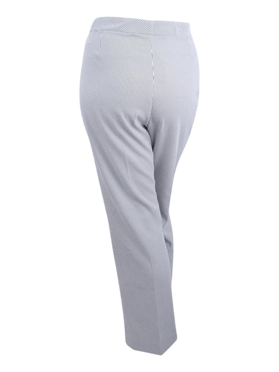 gessati donna da Seersucker Petite Pantaloni Petite 7wEzWa