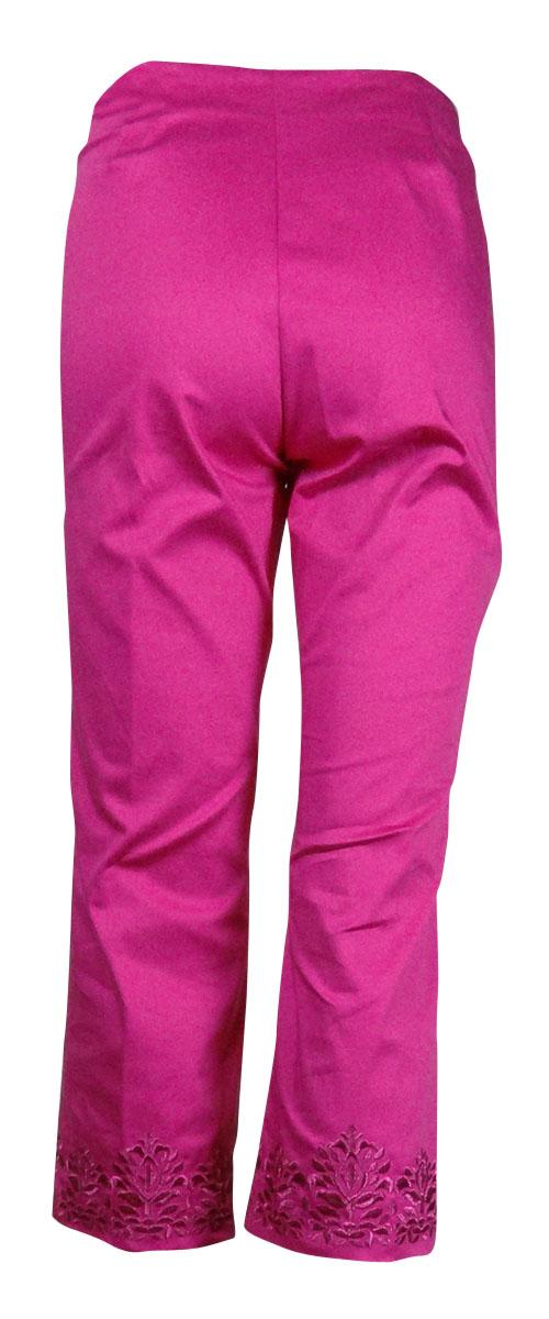 Charter-Club-Women-039-s-Classic-Fit-Capri-Pants thumbnail 4