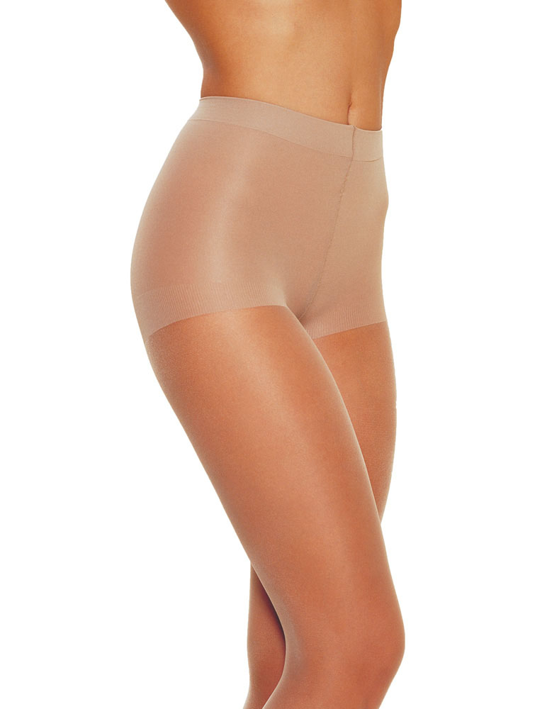 Low rise opaque pantyhose have hit