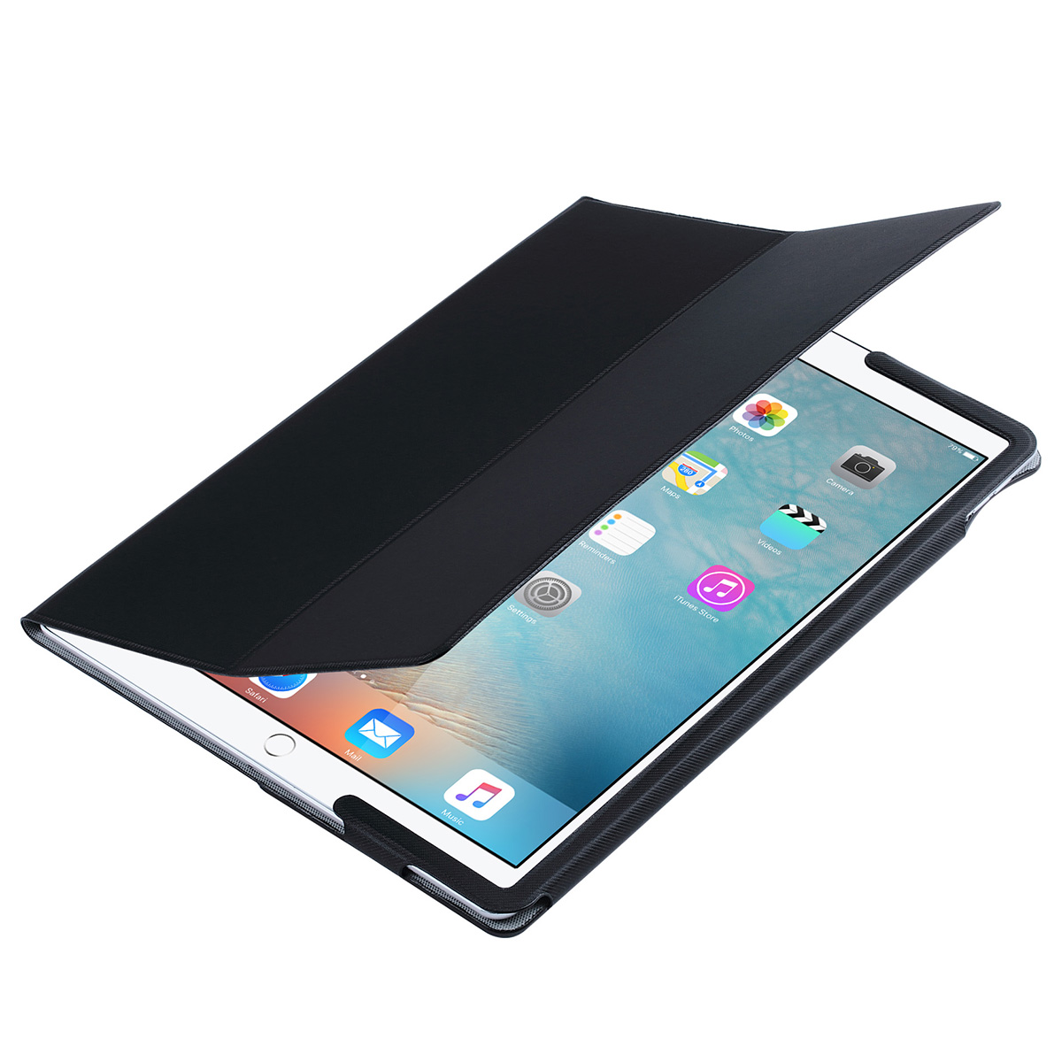 premium pu leather stand case smart cover for apple ipad. Black Bedroom Furniture Sets. Home Design Ideas