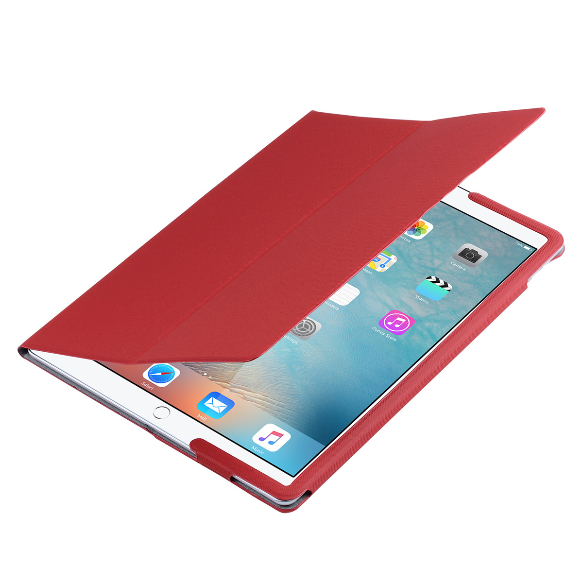 premium slim pu leather stand case smart cover for apple ipad pro 12 9 2015 ebay. Black Bedroom Furniture Sets. Home Design Ideas