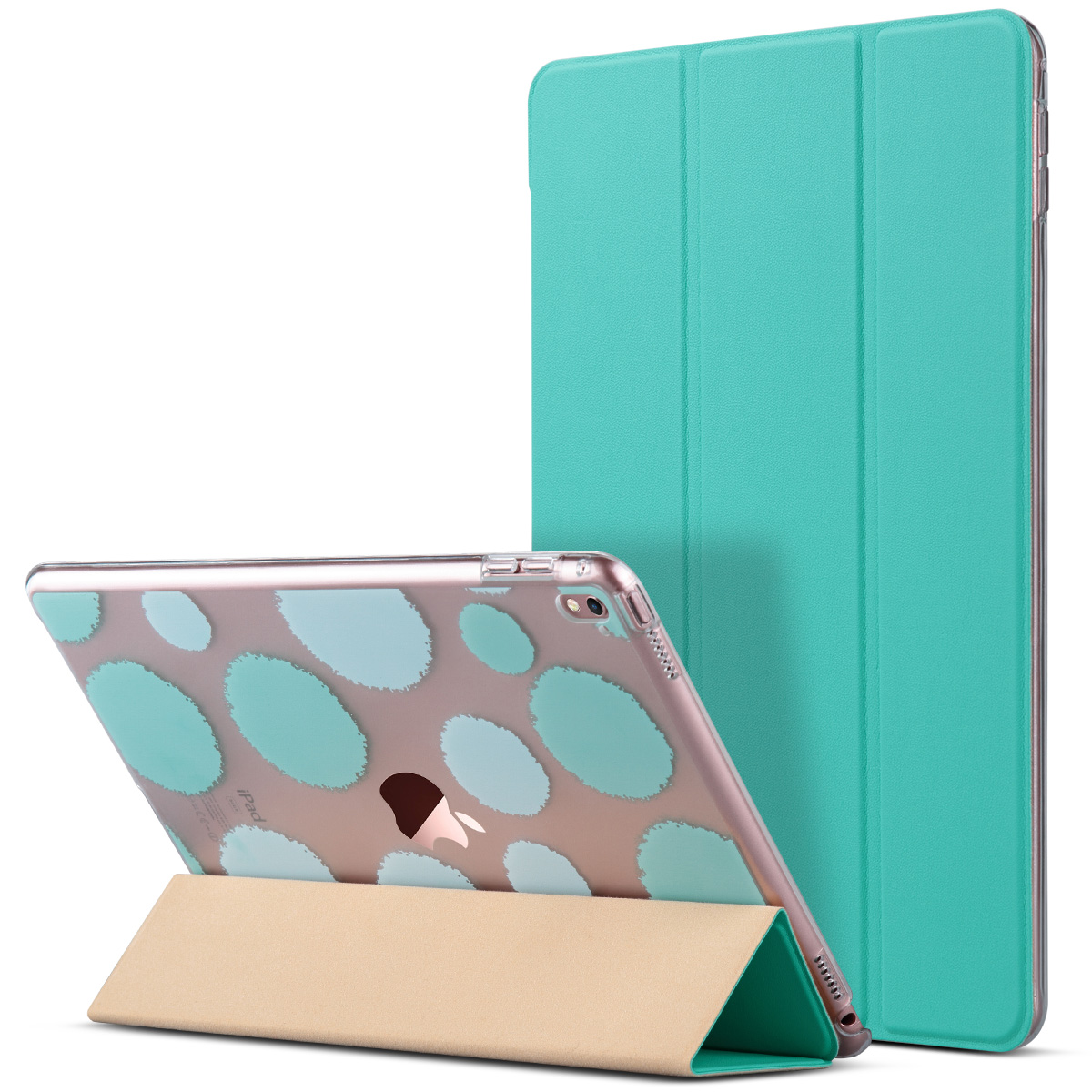 0b399f46d761 Ultra Slim Magnetic Leather Smart Case Cover Stand for Apple iPad Pro 9.7